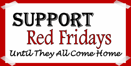 f51d3aa0 Wear Red on Fridays until the troops all come home