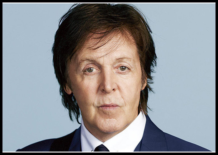 Paul McCartney To Release Two Never-Before-Heard Tracks