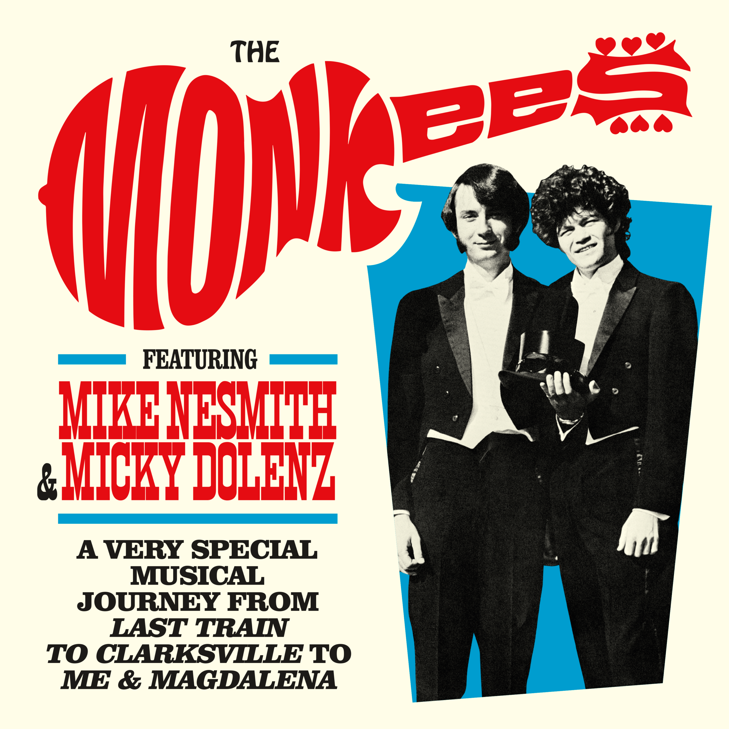 The Monkees Launch New Album & New Tour With A Stop  At Celebrity Theatre Tuesday, April 14, 2020