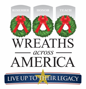 NATIONAL WREATHS ACROSS AMERICA DAY SATURDAY, DECEMBER 18, 2021